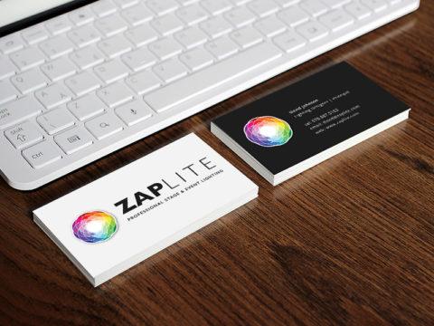 zaplite-business-card-design